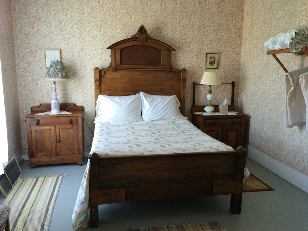 Haunted Room #3 in the Tokeland Hotel