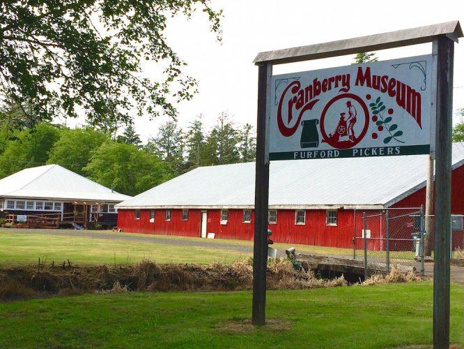 Furford Picker Cranberry Museum - Grayland, Washington