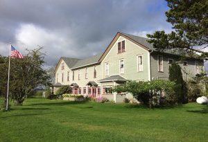 The Haunted Historic Tokeland Hotel