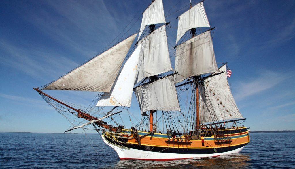 Lady Washington Tall Ship