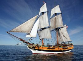 Lady Washington Tall Ship