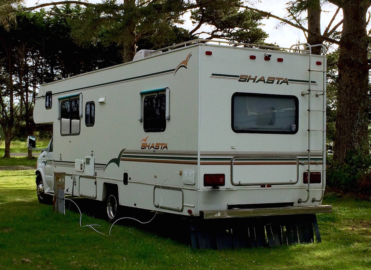 Older Class C RV - What to Look For