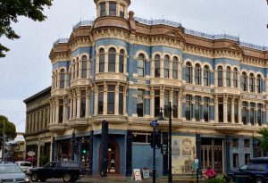 Port Townsend Building