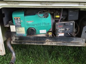 generator Onan 400 RV Generator