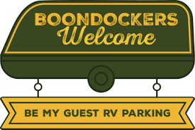 Boondock as a Guest of Other RV'ers Around the Country